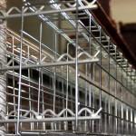 kabelový žlab- galvanické zinkování