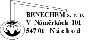 logo BENECHEM, spol. s r.o.