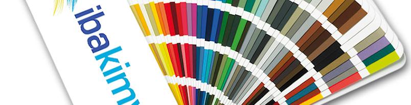 Farbenverkauf