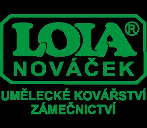 logo LOLA Nováček